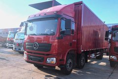 陕汽重卡 德龙L3000 245马力 6X2 9.7米翼展式载货车(SX5250XYKLA9) 卡车图片