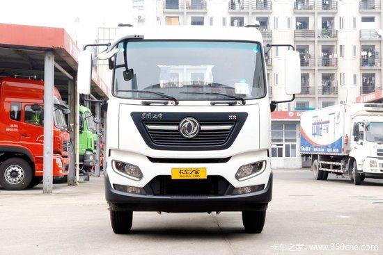 东风商用车 天锦KR中卡 舒适版 180马力 4X2 6.75米栏板载货车(DFH1180E3)