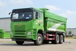 青岛解放 JH6重卡 375马力 6X4 5.6米自卸车(CA3251P25K15L3T1E5A80)