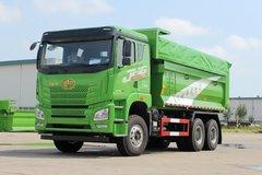 青岛解放 JH6重卡 375马力 6X4 5.6米自卸车(CA3251P25K15L3T1E5A80) 卡车图片