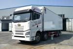 青岛解放 JH6 420马力 8X4 9.4米冷藏车(CA5310XLCP25K2L7T4E5A80)图片