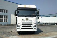 青岛解放 JH6 420马力 8X4 9.4米冷藏车(CA5310XLCP25K2L7T4E5A80)