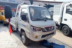 唐骏欧铃 赛菱F3 1.5L 108马力 汽油 3.08米单排栏板微卡(ZB1038ADC3V) 卡车图片