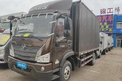 福田 瑞沃ES3 160马力 4X2 4.165米单排厢式轻卡(BJ5043XXY-AH) 卡车图片