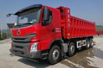 东风柳汽 乘龙H7 500马力 8X4 8.6米自卸车(9.5T前桥)(LZ3317H7FB)图片