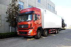 东风商用车 天龙 360马力 8X4冷藏车(冰凌方) 卡车图片