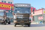 中国重汽HOWO 悍将 物流版 170马力 5.2米排半仓栅式轻卡(10档)(ZZ5107CCYG421CE1)图片