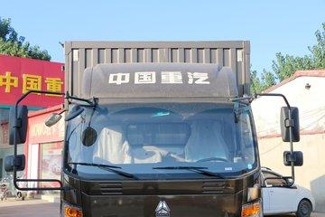 中国重汽HOWO 悍将156马力 4.15米单排厢式轻卡(ZZ5047XXYG3315E145)图片