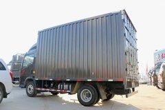 中国重汽HOWO 悍将156马力 4.15米单排厢式轻卡(ZZ5047XXYG3315E145)