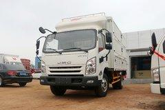江铃 凯锐800 154马力 4.045米单排仓栅式轻卡(JX5047CCYXGA2) 卡车图片