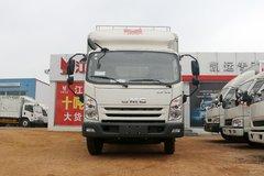 江铃 凯锐800H 豪华版 152马力 4.675米排半厢式轻卡(JX5077XXYXPKA2)