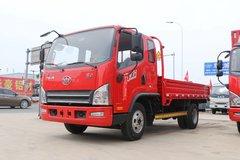 解放 虎VH 130马力 3.85米排半栏板轻卡(CA1041P40K2L1E5A84) 卡车图片