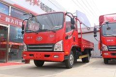 解放 虎VN 110马力 3.85米排半栏板轻卡(CA1042P40K50L1E5A84) 卡车图片
