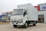 庆铃 五十铃100P 120马力 4.25米单排厢式轻卡(QL5040XXYBUHAJ)图片