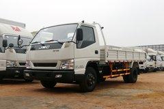 江铃 顺达宽体 普通版 116马力 4.1米单排栏板轻卡(JX1042TG25) 卡车图片