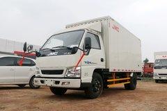 江铃 顺达窄体 普通款 116马力 4.21米单排厢式轻卡(JX5044XXYXGS2) 卡车图片