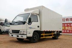 江铃 顺达窄体 116马力 4.21米单排厢式轻卡(JMT5040XXYXGB2)