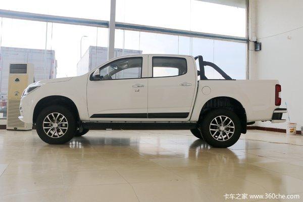 降价促销榆林达咖TAGA皮卡仅售12.78万