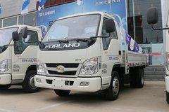 福田时代 小卡之星Q2 1.5L 114马力 3.3米单排栏板微卡(BJ1032V4JV3-B4) 卡车图片