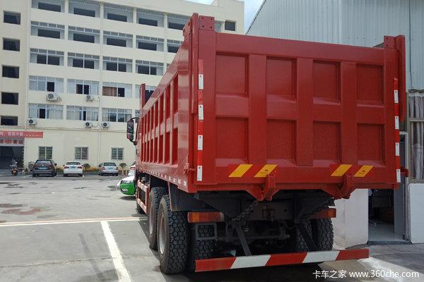 开工季钜惠柳汽乘龙H7自卸车促销中