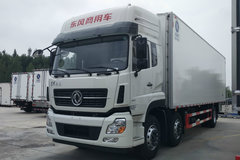 东风商用车 天龙 292马力 6X2 9.6米冷藏车(冰凌方)