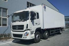 东风商用车 天龙 245马力 6X2 9.6米冷藏车(冰凌方)
