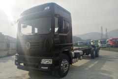 东风华神 御龙重卡 220马力 6X2 9.6米栏板载货车底盘(EQ1260GLV)