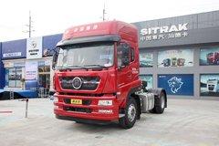 中国重汽 新斯太尔DM5G重卡 340马力 4X2牵引车(ZZ4181N361GE1) 卡车图片