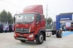 福田 瑞沃ES5 185马力 4X2 7.8米厢式载货车(BJ5185XXY-FE)图片