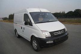 上汽大通EV30 5.09米 纯电动厢式运输车(续航325km)