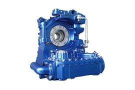油介质缓速器液力缓速器外观图片