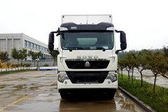 中国重汽 HOWO T5G 310马力 6X2 9.42米冷藏车(冰凌方)