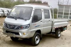 唐骏欧铃 赛菱F3 1.3L 88马力 汽油/CNG 2.56米双排栏板微卡(ZB1035ASC3V) 卡车图片