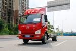 解放 J6F 重载版 160马力 4.21米单排仓栅式轻卡(CA5043CCYP40K2L1E5A84)