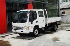 江淮 康铃33窄体 120马力 3.2米双排栏板轻卡(HFC1041R93K1C2V) 卡车图片