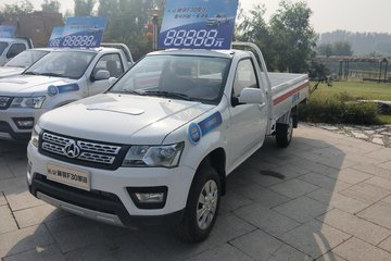 长安轻型车 神骐F30 2018款 标准版 1.5L汽油 112马力 3米(额载1015)单排皮卡