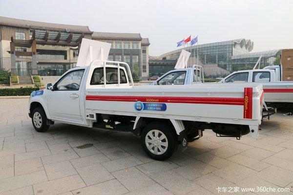 优惠0.1万元长安神骐F30皮卡促销中