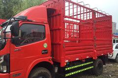 东风 凯普特K6-L 154马力 4.17米单排仓栅式载货车(八挡)(EQ5041CCY8BD2AC)