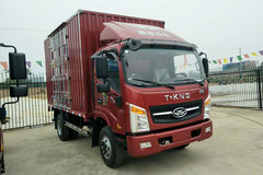 唐骏欧铃 T7系列 156马力 4.07米单排厢式轻卡(ZB5041XXYUDD6V) 卡车图片