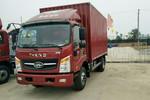 唐骏欧铃 T7系列 156马力 4.07米单排厢式轻卡(ZB5041XXYUDD6V)图片