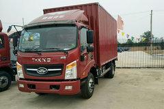 唐骏欧铃 T7系列 绿巨人 156马力 4.07米单排厢式轻卡(ZB5041XXYUDD6V) 卡车图片
