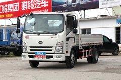 骐铃汽车 H300 116马力 4.155米单排栏板轻卡(JML1041CD5) 卡车图片