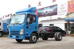 骐铃汽车 H300 116马力 4.155米单排轻卡底盘(JML1041CD5)