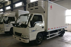 江铃 顺达窄体 116马力 4.145米冷藏车(JMT5040XLCXG2)
