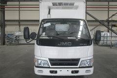 江铃 顺达窄体 116马力 4X2 4.145米冷藏车(JMT5040XBWXG2)