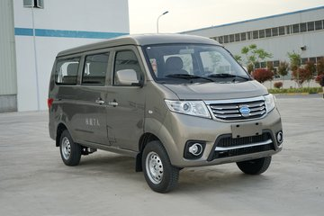 南京金龙 开沃D07 2019款 创业者 4.2米纯电动多功能乘用车轻客40.3KWh