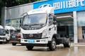 四川现代 致道300MII 130马力 4.165米单排厢式轻卡(CNJ5041XXYQDA33V)