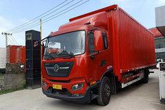 东风商用车 天锦中卡 180马力 4X2 7.1米厢式载货车(DFH5180XXYBX3JV) 卡车图片