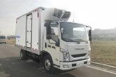 跃进 超越E100 4.5T 4米单排纯电动冷藏车(SH5047XLCZFEVNZ)