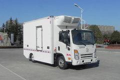 大运 E3 4.5T 4.05米单排纯电动冷藏车(CGC5045XLCBEV1Z4)
